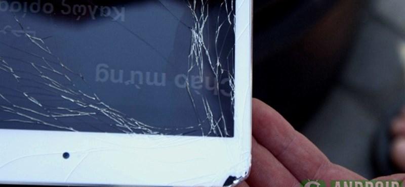 Törésteszt: iPad mini vs. Nexus 7