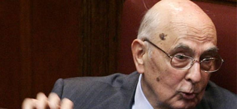 Napolitano az év végén bejelentheti a lemondását