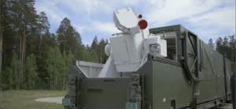 Oroszország lézerfegyvert állított hadrendbe