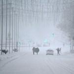 Már heten meghaltak a spanyolországi havazásokban