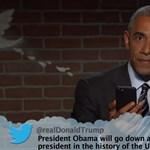 Obama elegánsan és viccesen osztotta ki Trumpot – videó