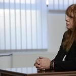 Elítélte a bíróság Zalatnay Saroltát