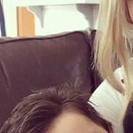 Nem hisz a szemének, mekkora haja van ennek a kisbabának – fotó