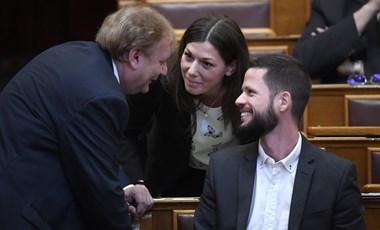 Bősz Anett és az összeomlás: üdv az ellenzékváltó partin!