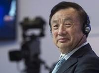 A Huawei alapítója szerint Amerika alábecsüli az erejüket