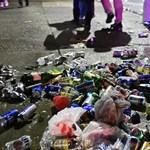 Elszabadult a pokol Philadelphiában a Super Bowl-győzelem után – fotók, videók