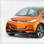 A Teslát is lenyomná a Chevrolet elektromos autója
