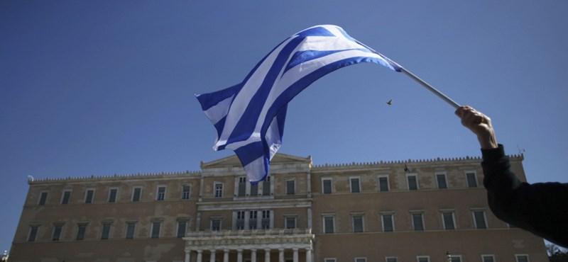 Annyit költ Athén renoválásra, mint mi Paksra