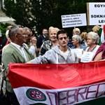 Devizahiteles-per: ítélet nincs, a tüntetők vonulnak