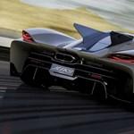530 km/h-val is száguldhat a legújabb Koenigsegg hiperautó