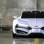 Az osztrákok berúgják az autót: 1300+ lóerős Bugatti-verő kocsi a szomszédból