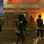 Lángol Minneapolis: nem szűnnek az erőszakos tüntetések George Floyd halála óta