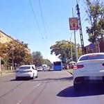 Buszsávozók voltak most főszerepben a rendőrség legfrissebb videójában