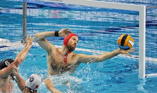 Férfi döntő a vízilabda Eb-n: a második negyed után Magyarország–Spanyolország 4-3
