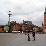Új hidat avattak Varsóban