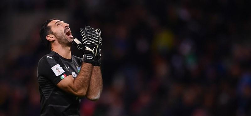 Buffon 2021-ig hosszabbított a Juventusszal