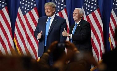 Nincs megleptés, hivatalosan is Donald Trump a Republikánus Párt elnökjelöltje
