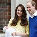 Meglátogatta híres dédije Charlotte hercegnőt