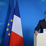 Macron nem vitte túlzásba Orbán üdvözlését Brüsszelben – videó