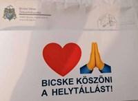 Szívecskés emotikonnal hálálta meg az egészségügyi dolgozók munkáját a fideszes polgármester