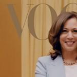 Kamala Harris túl fehérnek tűnik a Vogue címlapján, lett is botrány belőle