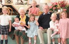 Korábban nem publikált fotókkal emlékeztek Fülöp hercegre a királyi család tagjai