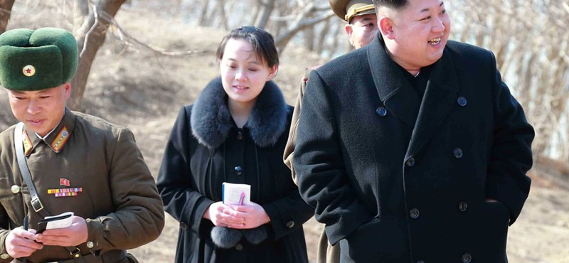 Észak-Korea hercegnője: a Kim-klán küldötte