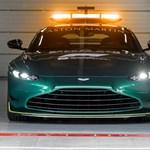 Íme az F1 idei új Aston Martin biztonsági- és orvosi autói