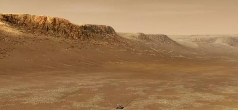 """Erősen félrevezető videó terjed a Perseverance-ről, és egy furcsa, """"marsi"""" hangról"""
