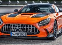 135 millió forinttól indul itthon a legújabb Mercedes-AMG GT