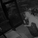 Étteremből vitte el a lapostévét a trükkös tolvaj