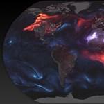 Egyszerre csodáljuk és szörnyülködünk a NASA új térképén