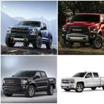 Jöhet hibrid, kabrió, vagy akármi, Amerikában ezek az igazi autók – galéria