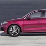 Nyújtott lábakkal: itt az új Audi Q5 L