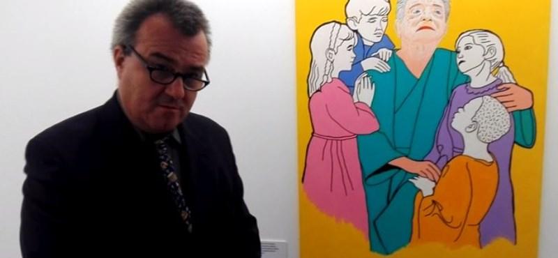 """""""Tükör a társadalomnak"""" – drMáriás kiállításáról ír a Reuters"""