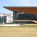 Lebegő kamaraterme is lesz az Orbán Viktor által kitúrt Nemzeti Táncszínháznak