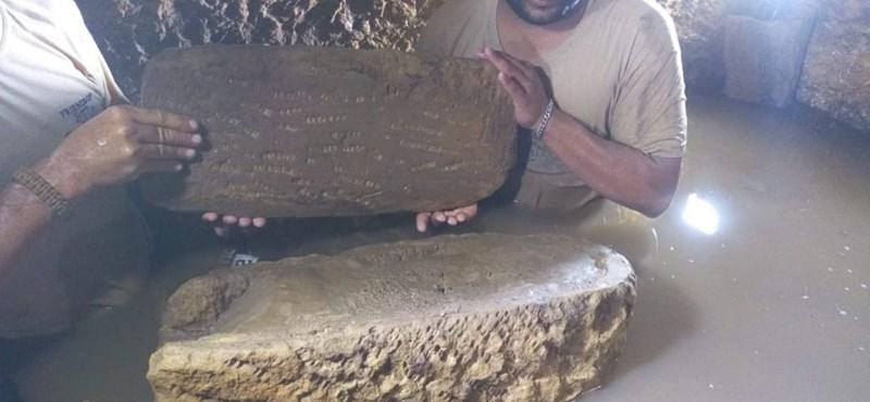 3500 éves föld alatti temetőre bukkantak Egyiptomban, gyerekeknek készült koporsók is voltak benne
