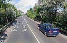 BKK: egyirányúsították a Ferihegyi repülőtérre vezető utat egy szakaszon