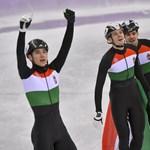 Ma zárul a történelmi magyar aranyat hozó téli olimpia