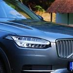 Jön az új Volvo XC90 és szupermodern önvezetés lesz benne