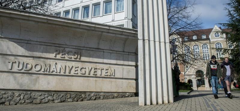 Pécsre ömlött az MNB-alapítványok pénze