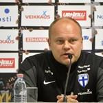 Dárdai szavai meglepték a finn kapitányt