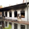 Leégett egy lakás a Budai Várban