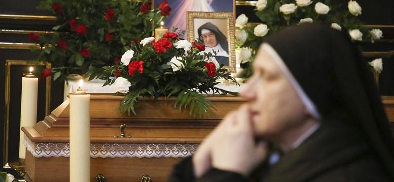 110 évesen elhunyt a világ legidősebb apácája