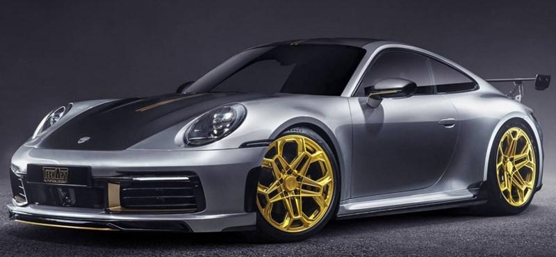 Tovább nemesítették a legújabb Porsche 911-et
