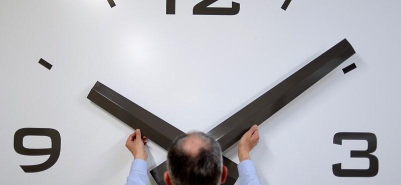 Mikorra megy be dolgozni? Kiderült, hogy később kellene, mint sokan teszik
