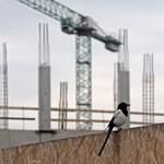 Komoly bajban az építőipari cégek