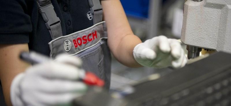 Elküldenek 830 dolgozót a Boschtól