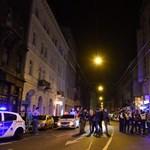 """""""A sérült rendőr sokkos állapotban volt"""" - szemtanúk írnak a szombati robbanásról"""