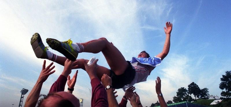 Londoni olimpia: Hídvégi kvótát szerzett a tornászok versenyén